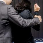 woman employee harassment