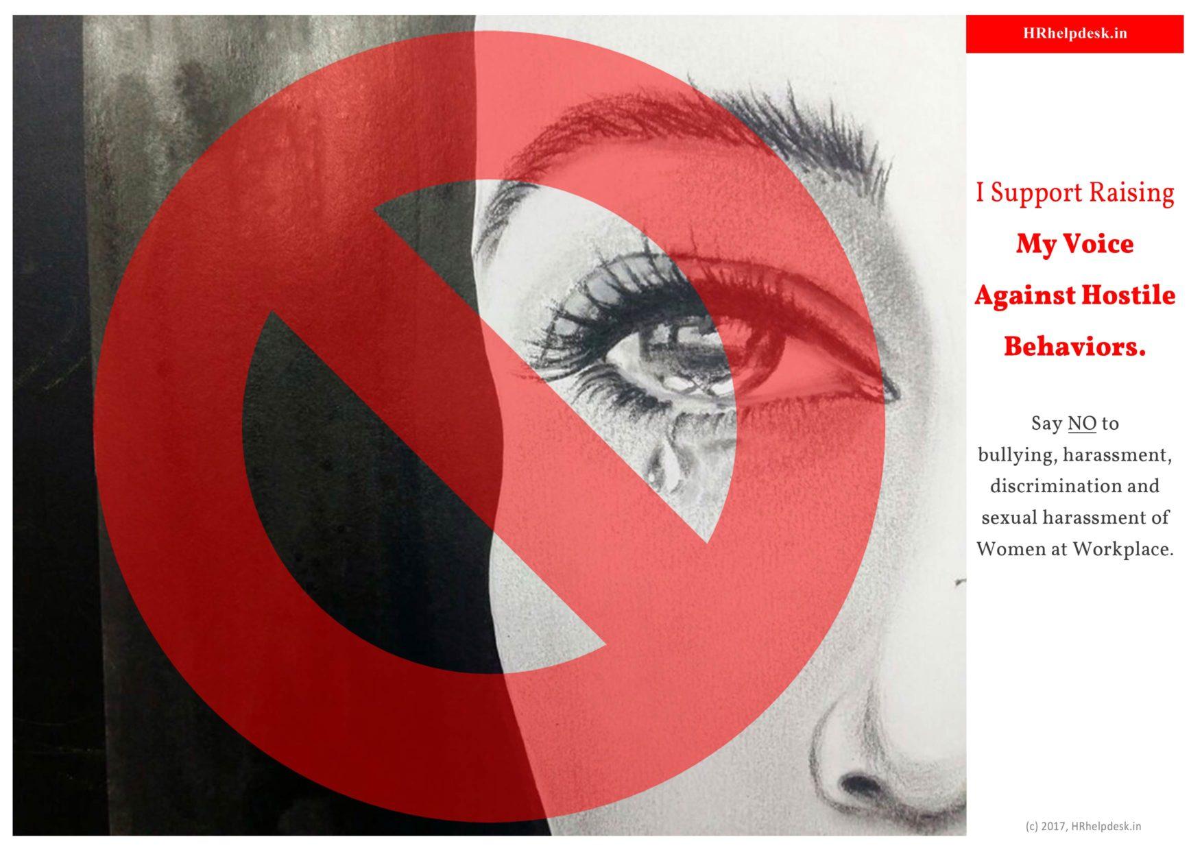 women harassment act