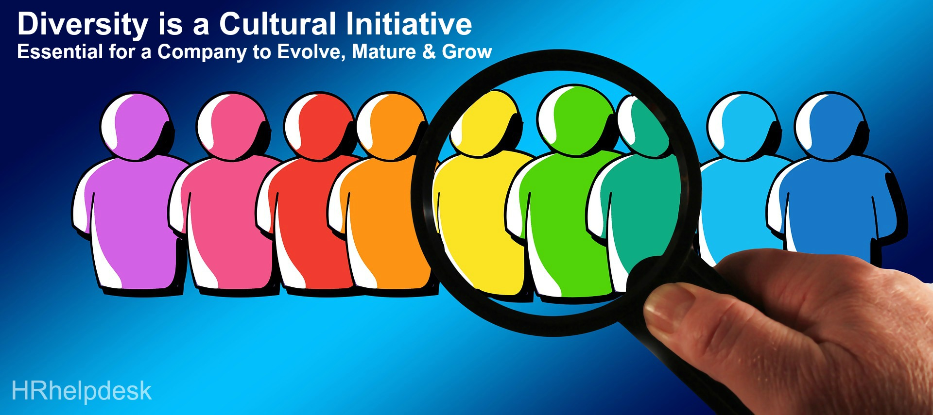 diversity cultural initiative HR consulting